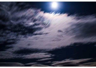 Moon over Kisdon - Neil Powell at Swaledale Country Holidays