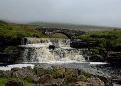 On the road to Tan Hill - Dieter Figge Mohr at Swaledale Country Holidays