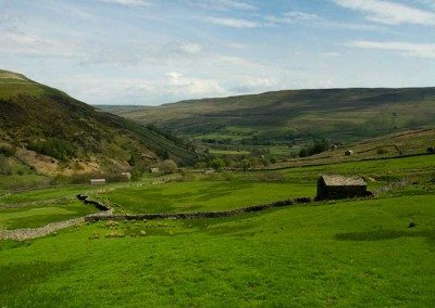 Unusual cloud formations - Richard Mann at Swaledale Country Holidays