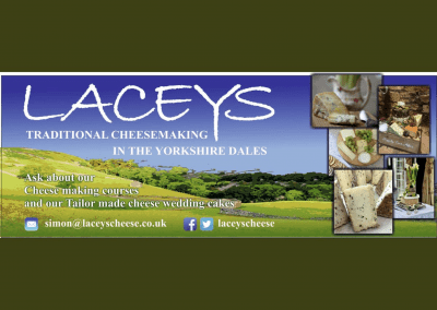 Laceys traditional cheesemaking